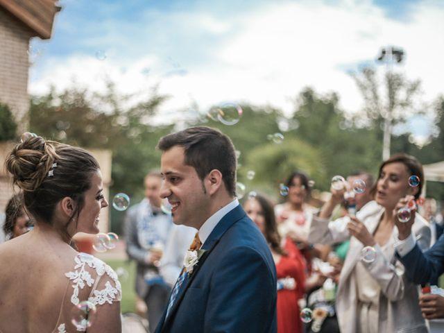 La boda de Rubén y Mireia en Guadalajara, Guadalajara 36