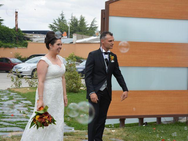 La boda de Antonio y Silvia en Tordesillas, Valladolid 11