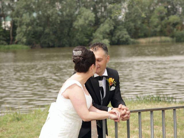 La boda de Antonio y Silvia en Tordesillas, Valladolid 26