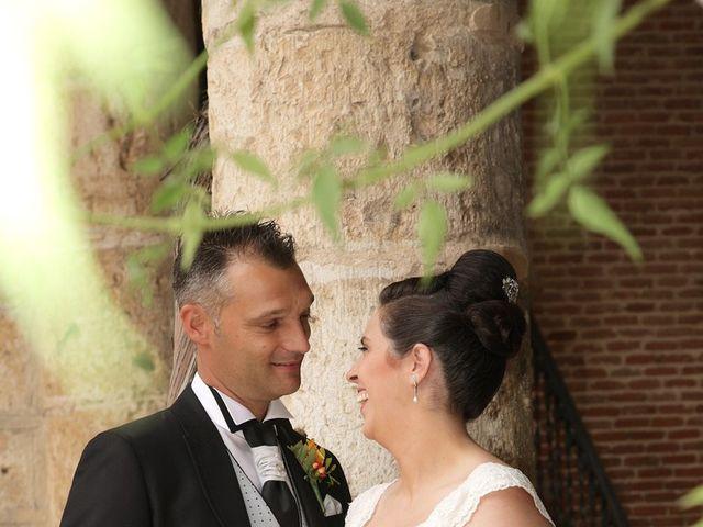 La boda de Antonio y Silvia en Tordesillas, Valladolid 28