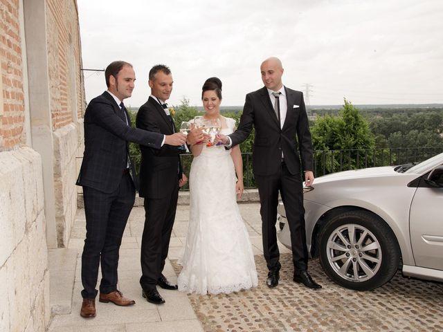 La boda de Antonio y Silvia en Tordesillas, Valladolid 31