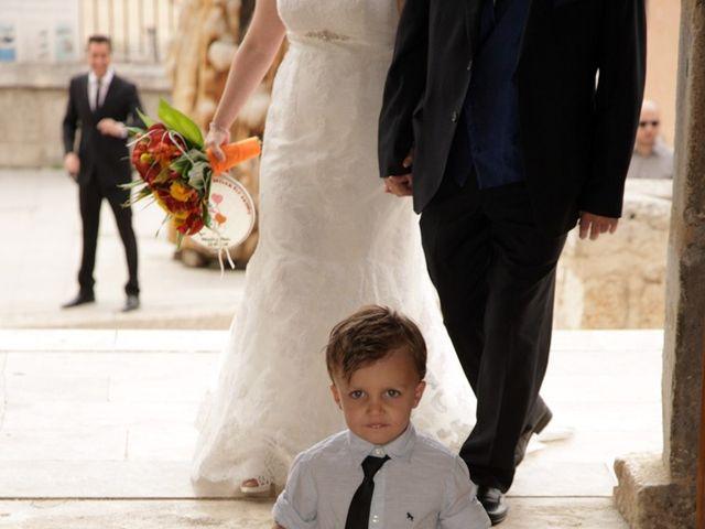 La boda de Antonio y Silvia en Tordesillas, Valladolid 32