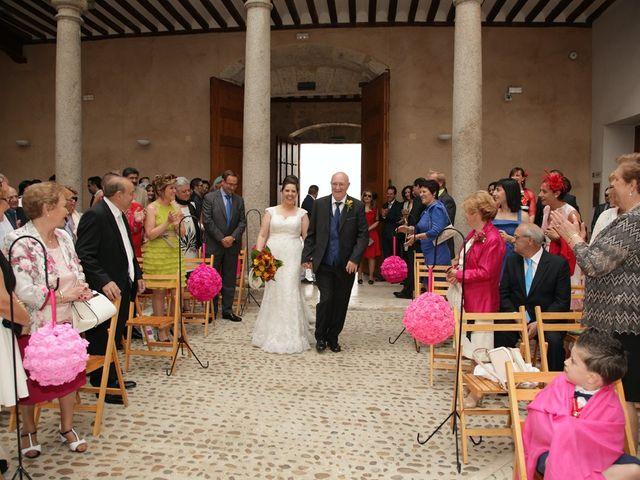 La boda de Antonio y Silvia en Tordesillas, Valladolid 33