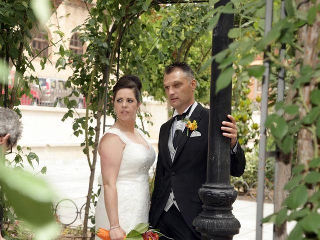 La boda de Antonio y Silvia en Tordesillas, Valladolid 35
