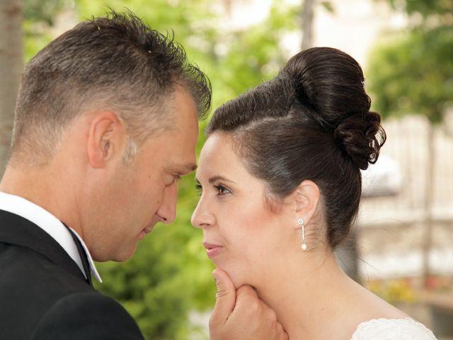 La boda de Antonio y Silvia en Tordesillas, Valladolid 36