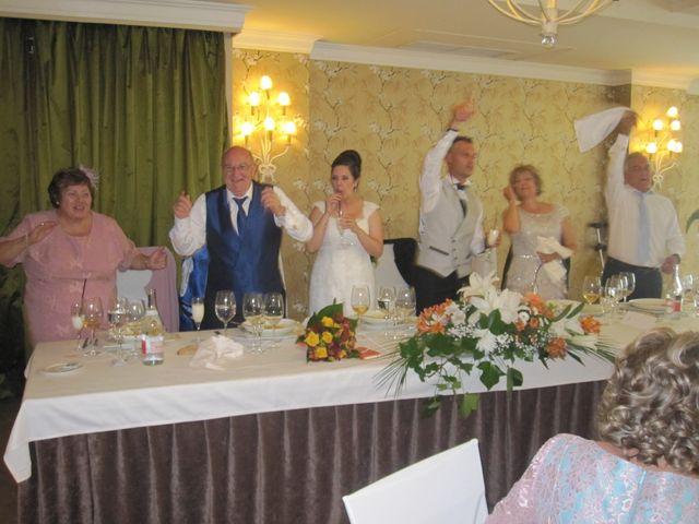 La boda de Antonio y Silvia en Tordesillas, Valladolid 37