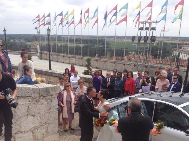 La boda de Antonio y Silvia en Tordesillas, Valladolid 45
