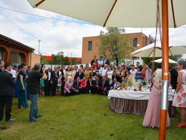 La boda de Antonio y Silvia en Tordesillas, Valladolid 47