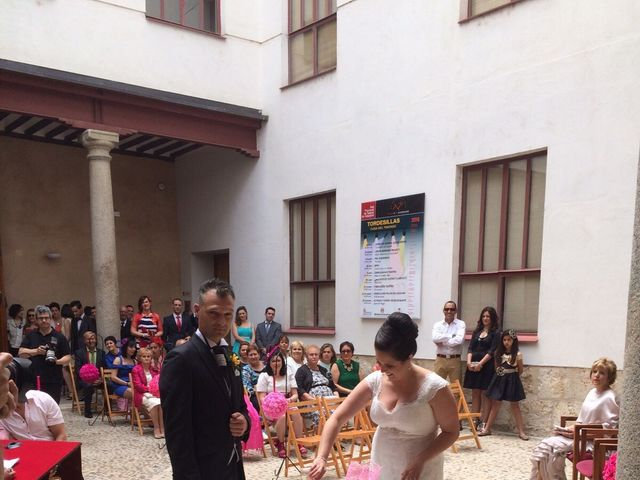 La boda de Antonio y Silvia en Tordesillas, Valladolid 54
