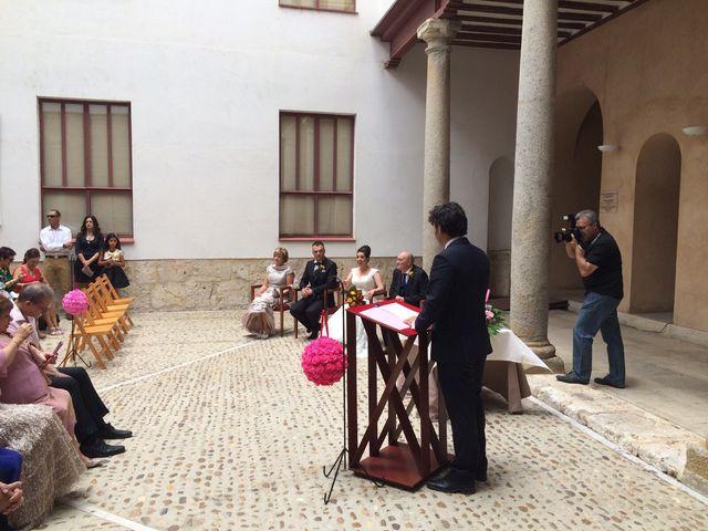 La boda de Antonio y Silvia en Tordesillas, Valladolid 55