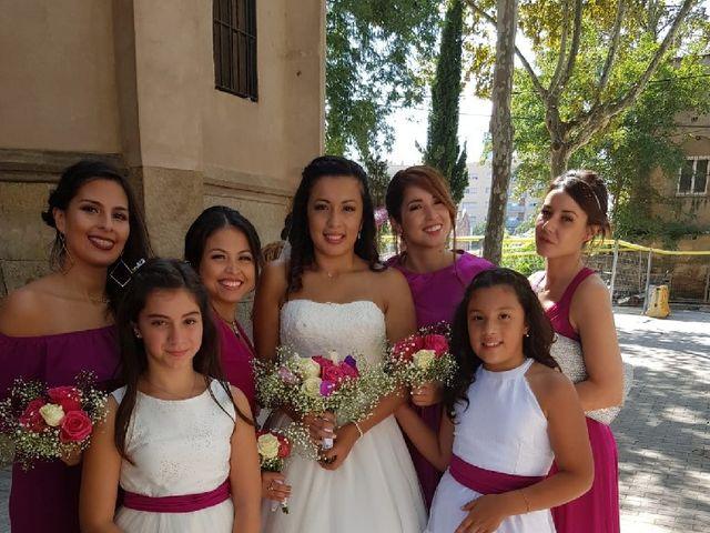 La boda de Edgar  y Astrid  en Montornes Del Valles, Barcelona 7