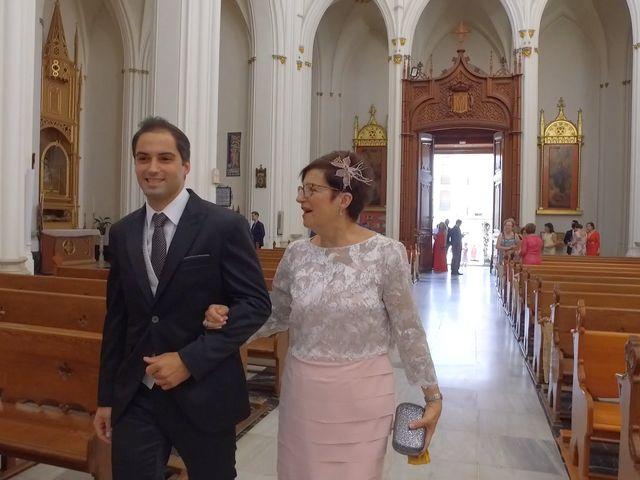 La boda de Dani y Giulia en Xàbia/jávea, Alicante 2