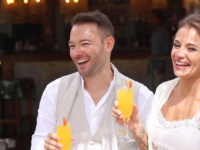 La boda de Dani y Giulia en Xàbia/jávea, Alicante 8