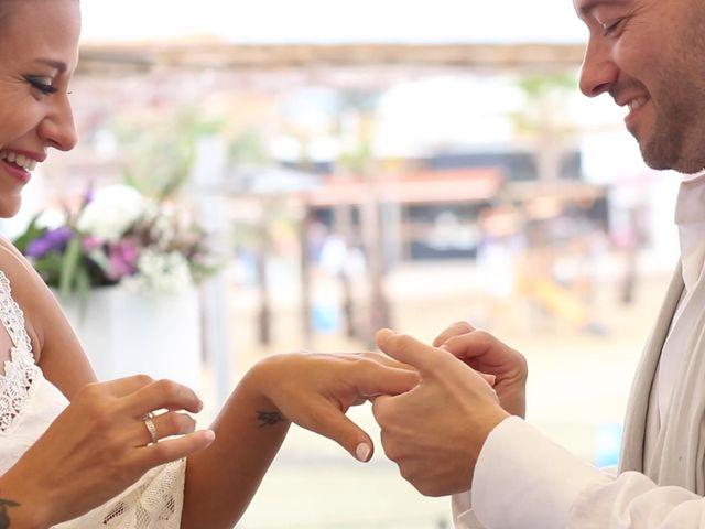 La boda de Dani y Giulia en Xàbia/jávea, Alicante 9