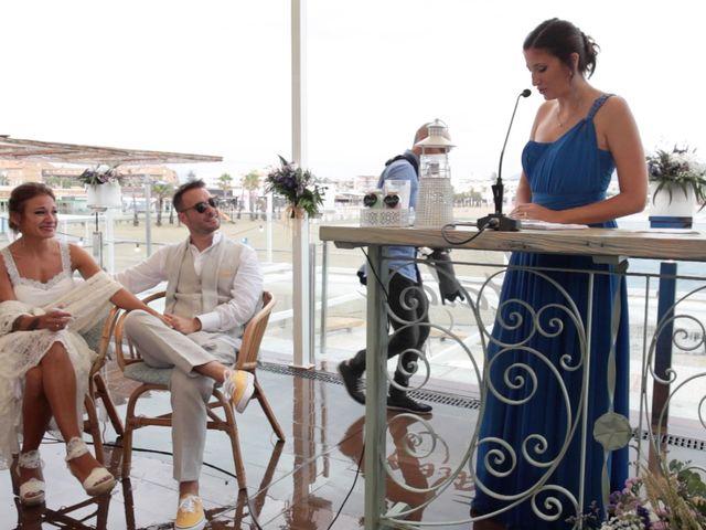 La boda de Dani y Giulia en Xàbia/jávea, Alicante 12