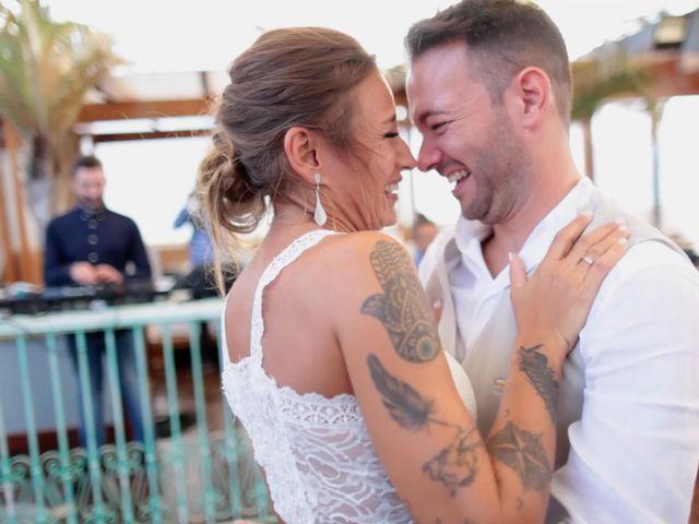 La boda de Dani y Giulia en Xàbia/jávea, Alicante 15