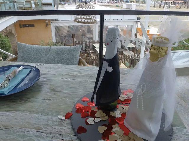La boda de Dani y Giulia en Xàbia/jávea, Alicante 16