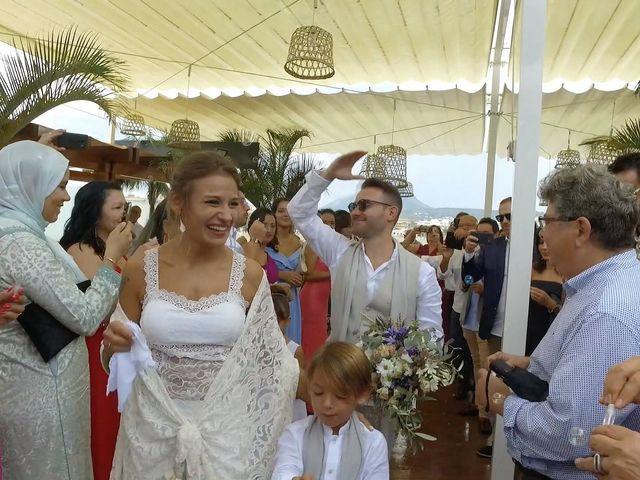 La boda de Dani y Giulia en Xàbia/jávea, Alicante 17