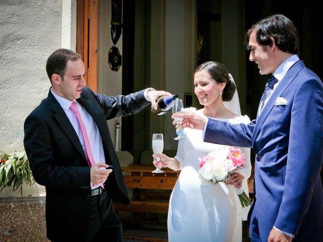 La boda de Ana y Fran en Abaran, Murcia 3