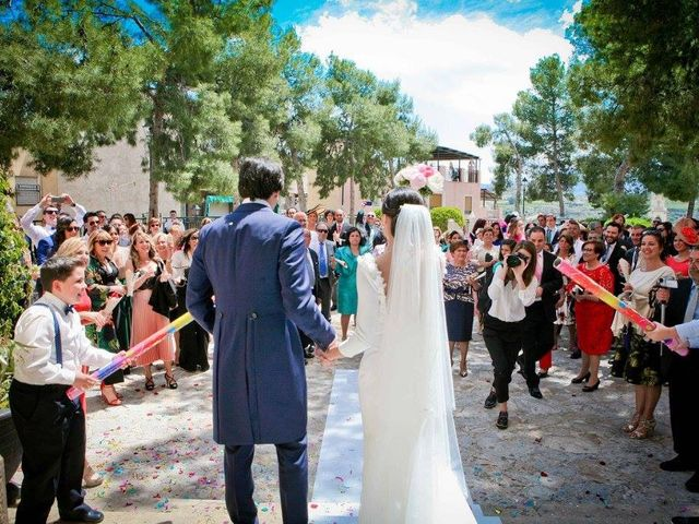 La boda de Ana y Fran en Abaran, Murcia 4