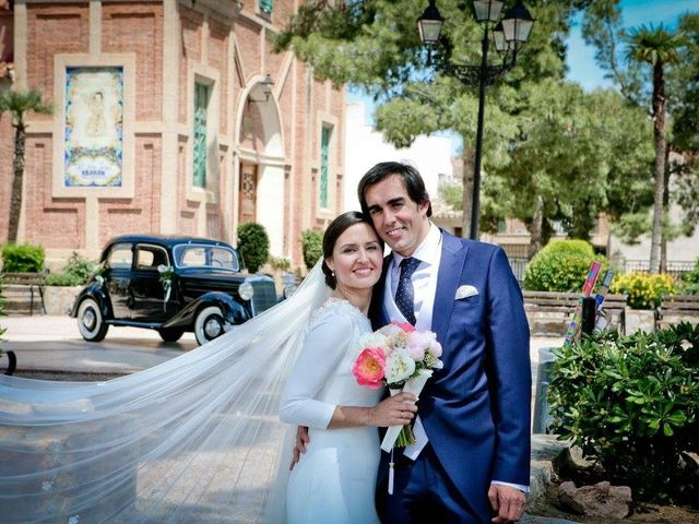 La boda de Ana y Fran en Abaran, Murcia 9