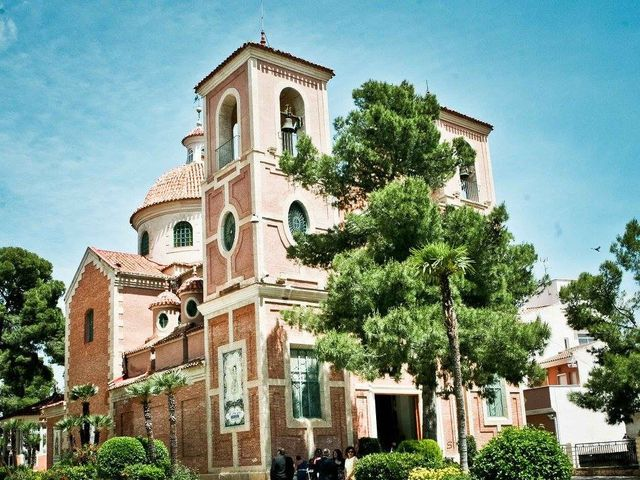 La boda de Ana y Fran en Abaran, Murcia 10