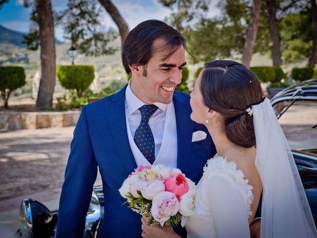La boda de Ana y Fran en Abaran, Murcia 13