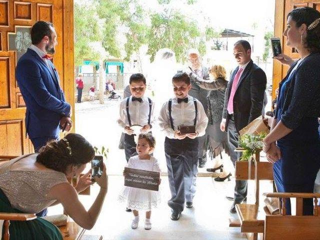 La boda de Ana y Fran en Abaran, Murcia 16