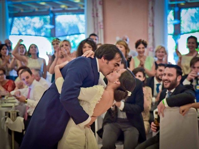 La boda de Ana y Fran en Abaran, Murcia 17