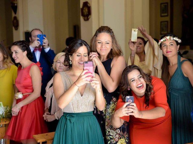 La boda de Ana y Fran en Abaran, Murcia 18