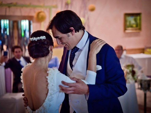 La boda de Ana y Fran en Abaran, Murcia 19