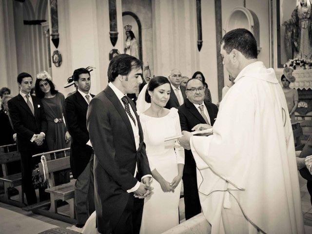 La boda de Ana y Fran en Abaran, Murcia 20