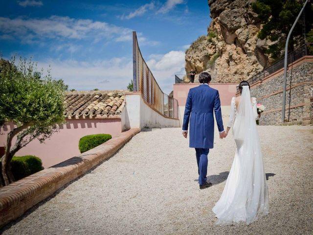La boda de Ana y Fran en Abaran, Murcia 22