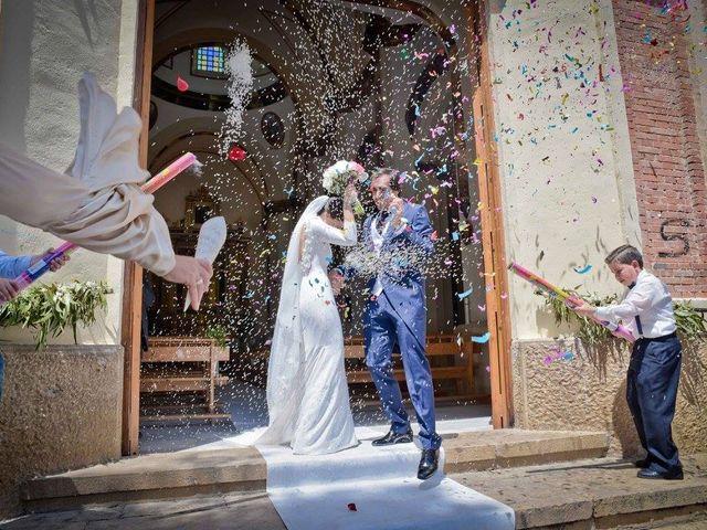 La boda de Ana y Fran en Abaran, Murcia 23