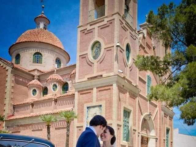 La boda de Ana y Fran en Abaran, Murcia 24
