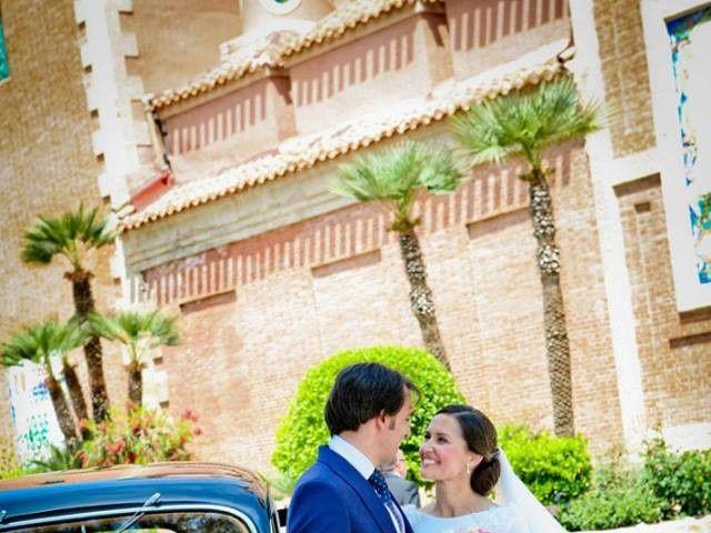 La boda de Ana y Fran en Abaran, Murcia 25