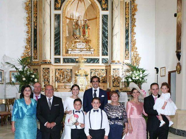 La boda de Ana y Fran en Abaran, Murcia 26