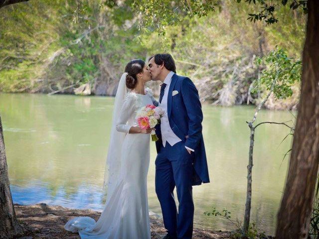 La boda de Ana y Fran en Abaran, Murcia 29