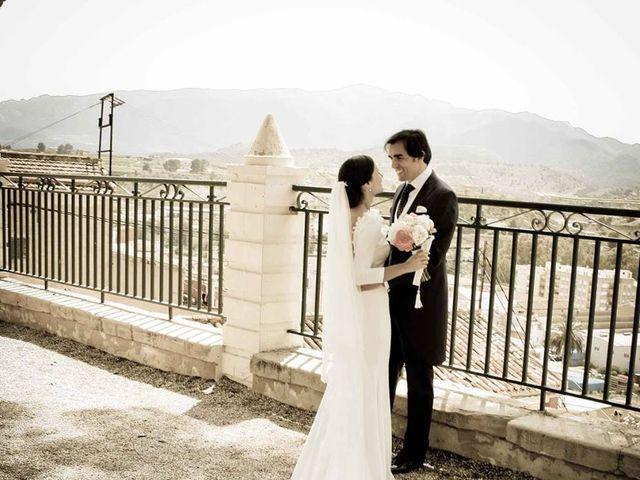 La boda de Ana y Fran en Abaran, Murcia 34