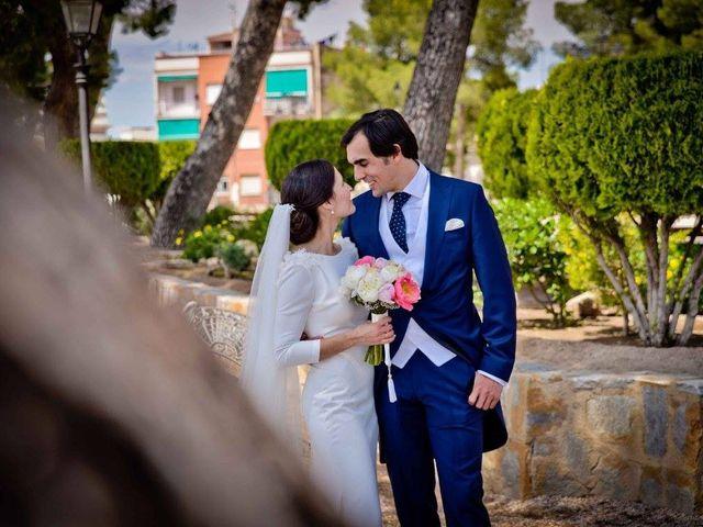 La boda de Ana y Fran en Abaran, Murcia 38