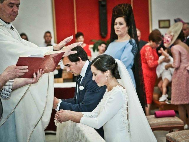 La boda de Ana y Fran en Abaran, Murcia 39