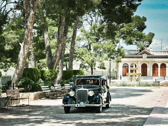 La boda de Ana y Fran en Abaran, Murcia 41
