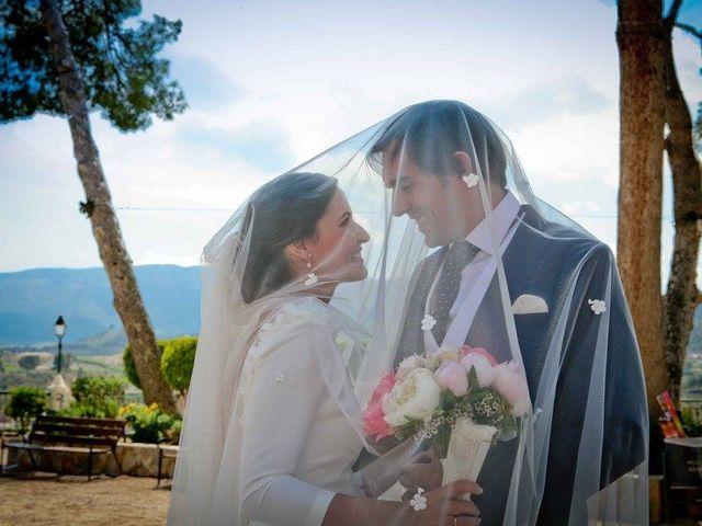 La boda de Ana y Fran en Abaran, Murcia 42