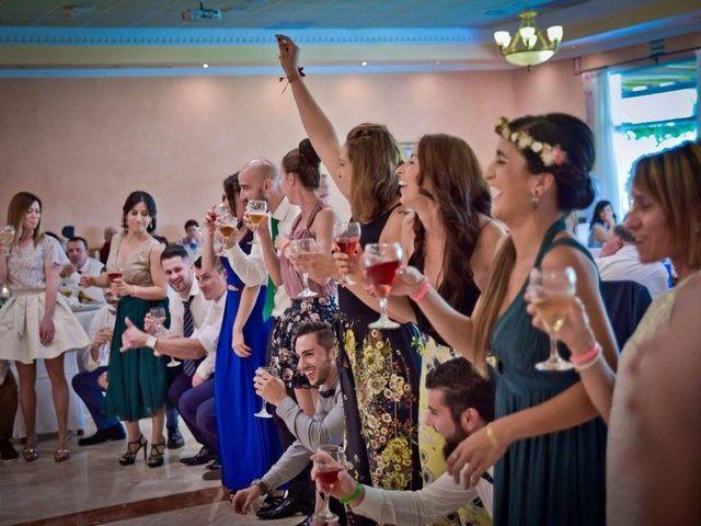 La boda de Ana y Fran en Abaran, Murcia 43