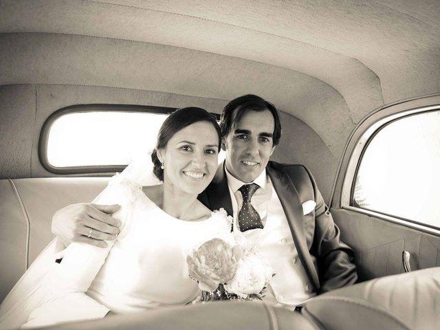 La boda de Ana y Fran en Abaran, Murcia 44