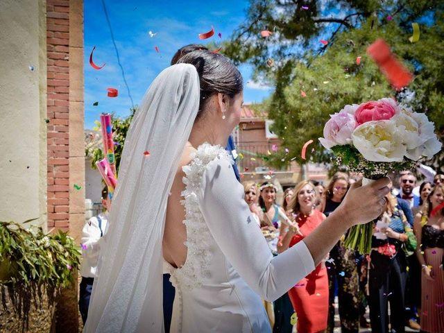 La boda de Ana y Fran en Abaran, Murcia 45