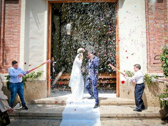 La boda de Ana y Fran en Abaran, Murcia 49