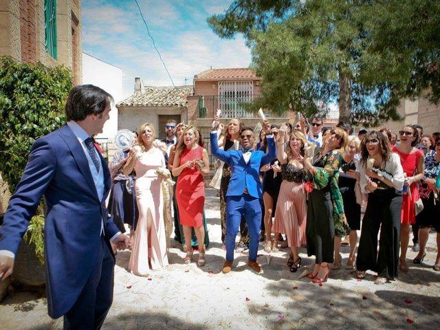 La boda de Ana y Fran en Abaran, Murcia 52