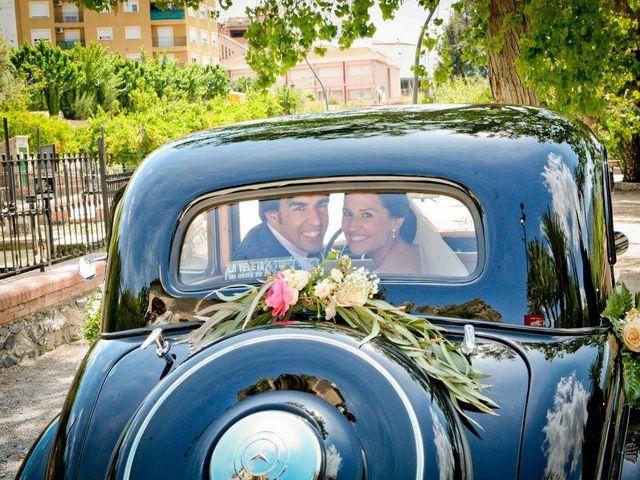 La boda de Ana y Fran en Abaran, Murcia 60