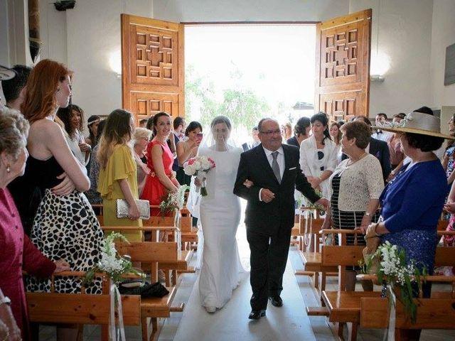 La boda de Ana y Fran en Abaran, Murcia 61